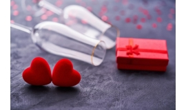 Perfect & stylish heart pendants for Valentine's Day