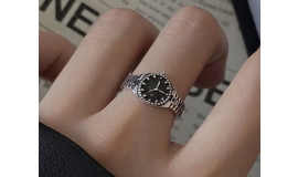 Ring Watches in the Jewellery World: an Oxymoron or a New Fashion Trend?