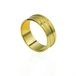 Pre-owned 14ct Yellow Gold Ring