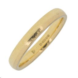 Pre-owned 18ct Gold Plain Court Shape Wedding Ring