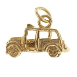 Pre-Owned 9ct Yellow Gold Taxicab Charm - 2.2g