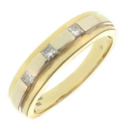 Pre-Owned 18ct Gold Diamond  Ring - 6g
