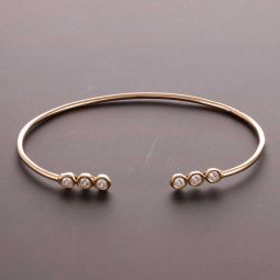 Pre-owned 18ct Yellow Gold Bangle