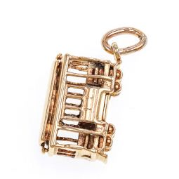 Pre-owned 14ct Gold Charm Pendant