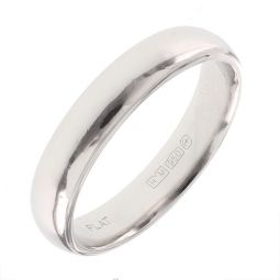 Pre-Owned Platinum Court Shape Ring - 10G